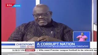 John Githongo discusses corruption in the nation
