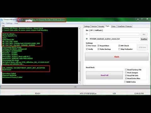 CM2 Secure Boot Error Problem Tested Solution
