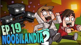 NO PUEDO SALVARTE!! | NOOBILANDIA 2 | EP.19
