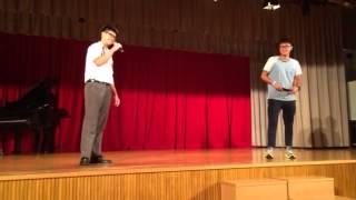 可立中學歌唱比賽2014(合唱組 Dear Jane - 到此為止)