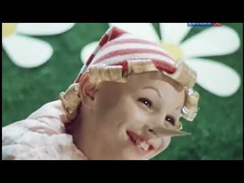 Мультфильм буратино мальвина учит буратино
