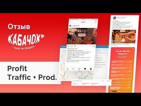 Profit | Отзыв Кафе Кабачок - реклама бизнес ланча