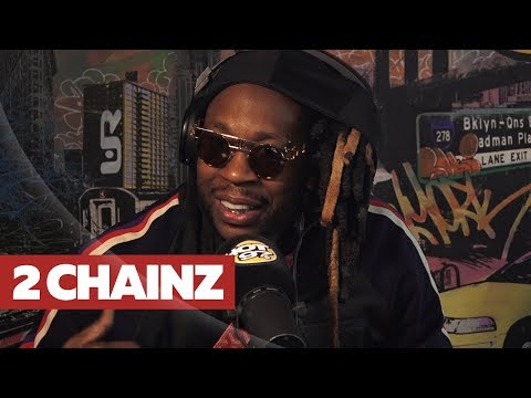 2 Chainz On Eminem Album, Kanye West & Debates NY VS ATL Rap