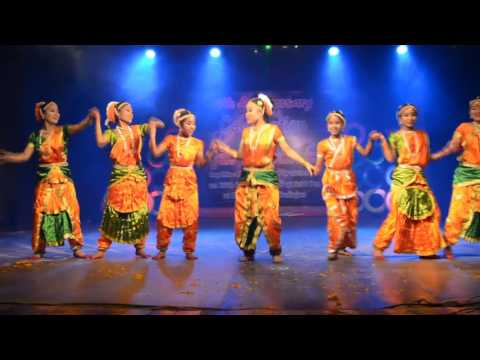 SWAGATAM - DANCE PERFORMED BY STUDENTS OF ROYALE DANCE ACADEMY, DULIAJAN (ASSAM)