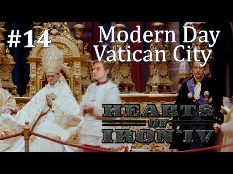 HoI4 - Modern Day Mod - Vatican City - Part 14