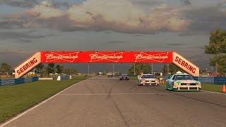 iRacing - Kamel GT| Sebring: Race 2