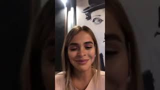 Анна Хилькевич прямой эфир инстаграм 1 10 2018