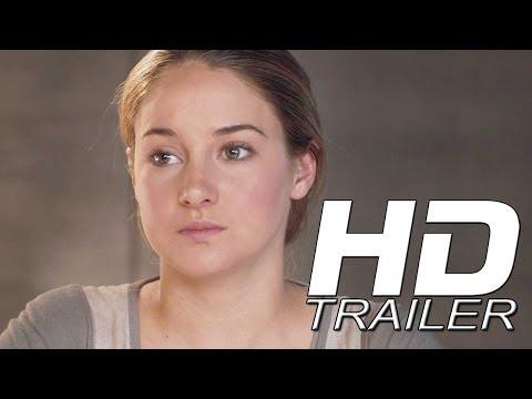 DIVERGENT Official Trailer - Shailene Woodley