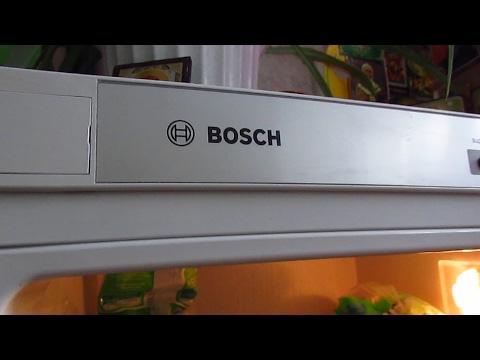 видео: Самый тихий холодильник от bosch kgv36vw13