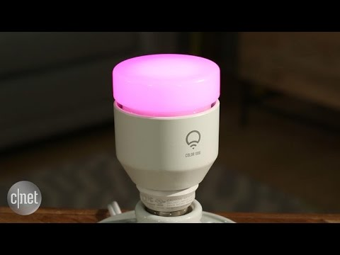 Lifx Color 1000 is the best color-changing smart bulb out there