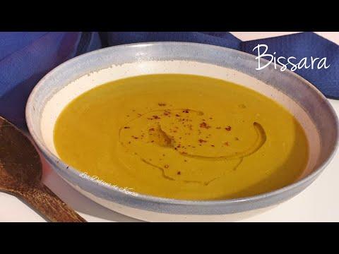 recette-de-bissara-ou-soupe-de-pois-cassée-facile-à-réaliser