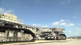 Crawler-Transporter Time-Lapse