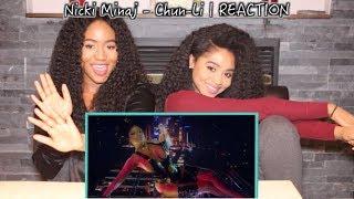 Baixar Nicki Minaj - Chun Li (Music Video)   REACTION