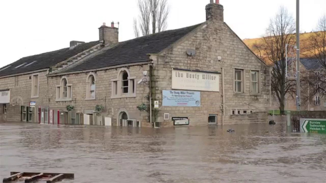 mytholmroyd floods december 2015