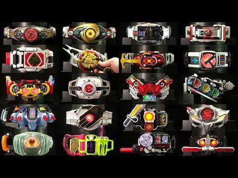 仮面ライダー 平成オールライダー DX変身ベルト&ドライバー スペシャル vol2 Kamen Rider All Heisei Rider DX henshin belt & driver