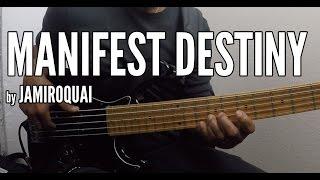 manifest destiny by jamiroquai groove academy bass lesson 13