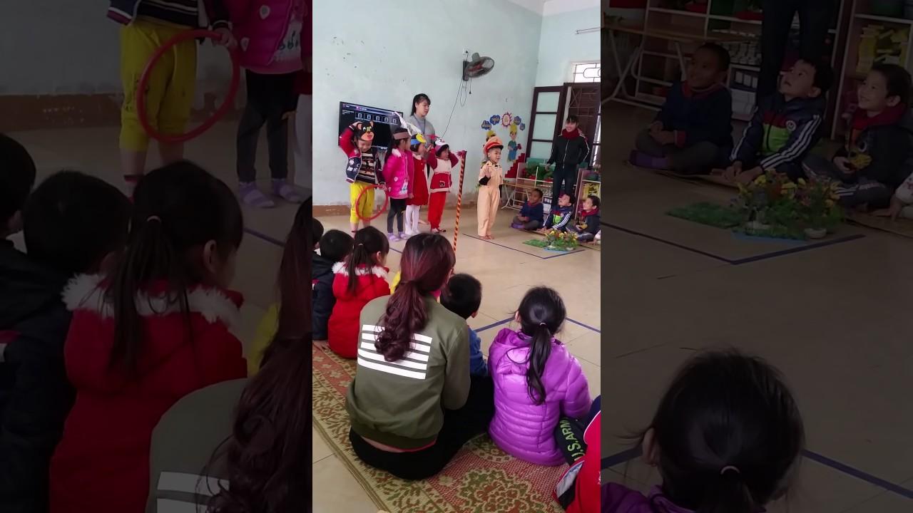 Truyện Qua đường tập dạy2 – Trịnh Hạnh K17E Mầm non Trường ĐH Hồng Đức