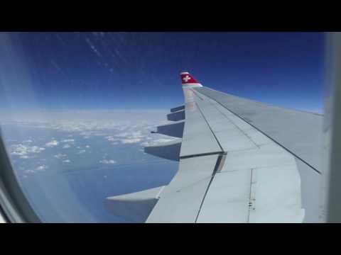 Flight Experience NRT-ZRH SWISS Airbus A340-300