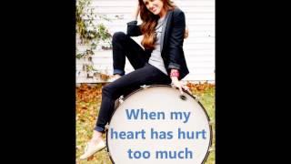 Britt Nicole-Stand-Lyrics