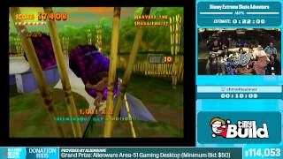 Disney Extreme Skate Adventure by Chrno in 19:28 - Summer Games Done Quick 2015 - Part 18