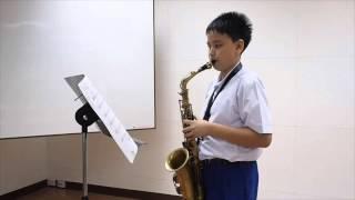 ประกวดดนตรี ด.ช. พัทธ์พล โรงเรียนสาธิต มศว ประสานมิตร ฝ่ายประถม
