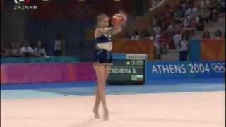 Rhythmic Gymnastics Samba Montage
