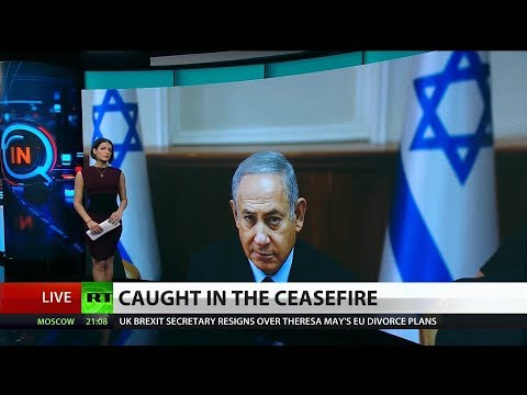 Israel Violates Gaza Ceasefire Within 24 hours