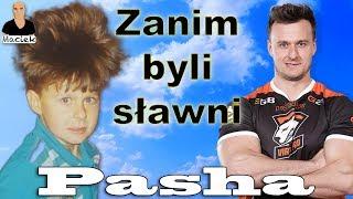 pashaBiceps   Zanim byli sławni