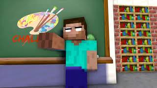 Monster School : EPIC JAILBREAK CHALLENGE - Minecraft Animation