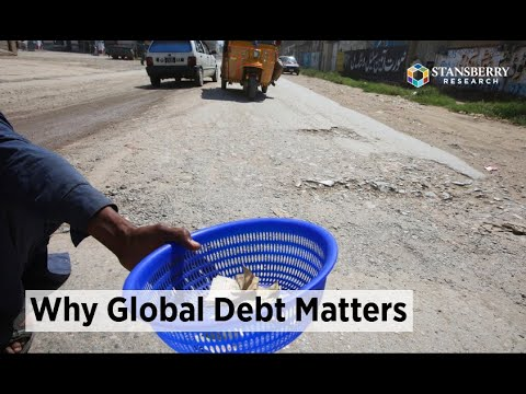 Why Global Debt Matters   Kim Iskyan