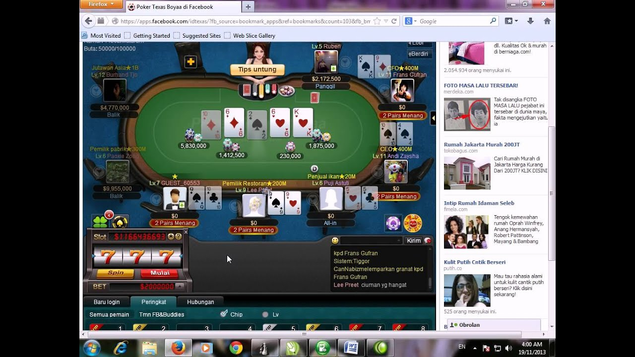poker texas boyaa gokil - YouTube