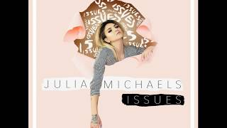 Download Lagu Julia Michaels - Issues (Bass boosted) Mp3