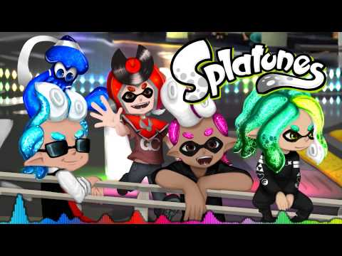 Splatunes - Mega Flare - Octoling Assault...