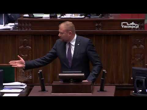 Witold Zembaczyński – wystąpienie z 8 grudnia 2017 r.