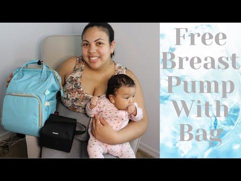 UNBOXING AEROFLOW PACKAGE | FREE BREAST PUMP 2020