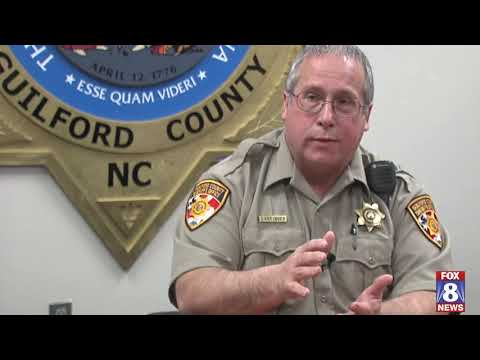 Guilford County officer saves choking infant