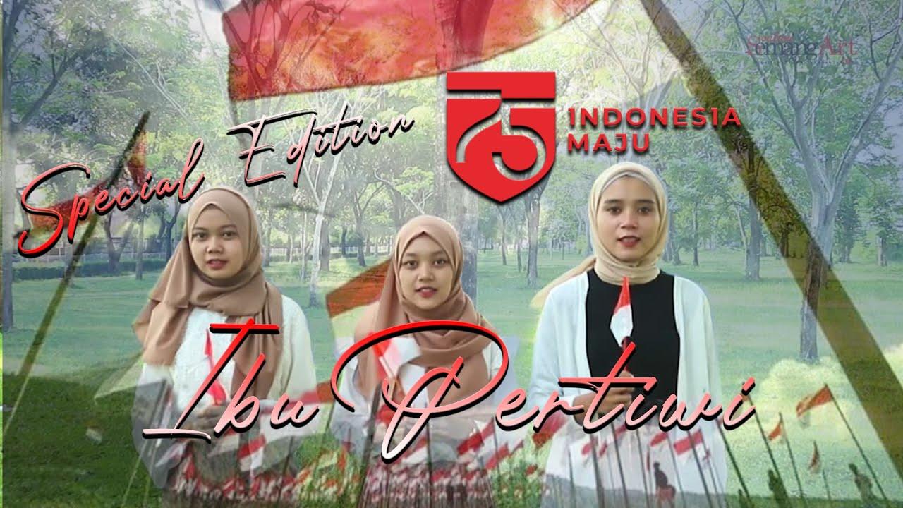 Lagu Nasional - Ibu Pertiwi (cover) by Kuas Ipem - YouTube