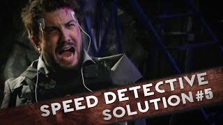SPEED DETECTIVE -  Qui a tué Mr Evrard ? [SOLUTION]