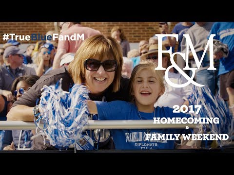 #TRUEBLUEFANDM Homecoming & Family Weekend 2017