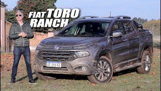 Fiat Toro Ranch (2.0 TD 4x4) - Test - Matías Antico - TN Autos