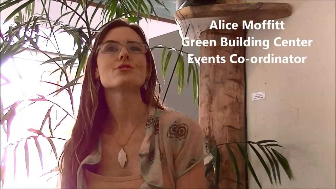 Green building centre events youtube for Moffitt builders