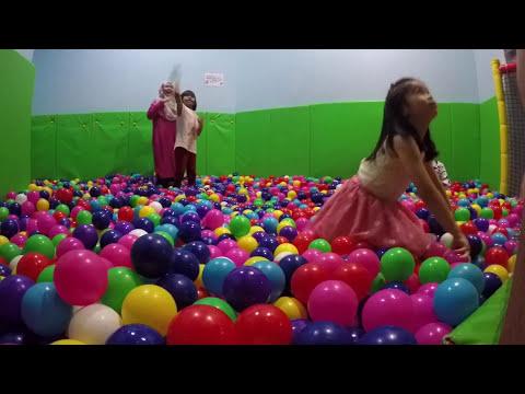GoPro - Amazonia kids, indoor playground  in Great World City
