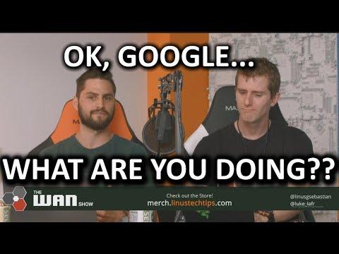 Google Makes YouTube MORE Confusing!! - WAN Show May.18 2018