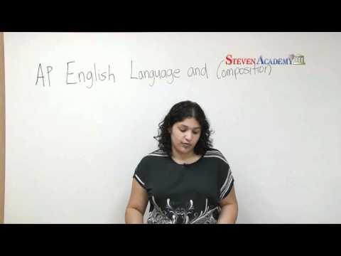 A.P.  English Teaching Sample