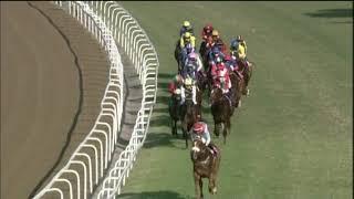 Vidéo de la course PMU VODACOM DURBAN JULY
