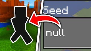 Minecraft : HOW TO FIND NULL USING THIS SEED!  (Ps3/Xbox360/PS4/XboxOne/WiiU)