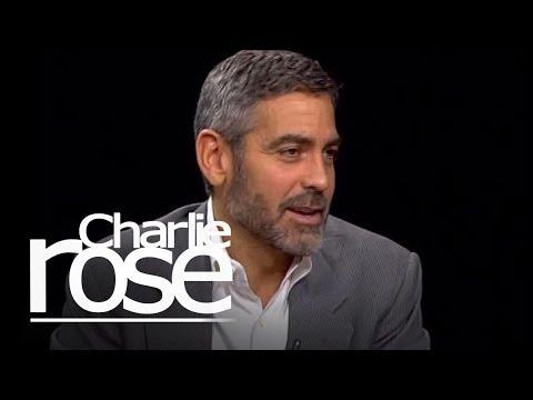 George Clooney | Charlie Rose