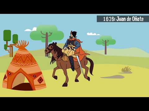 Colorado History in 5 Minutes - Animation