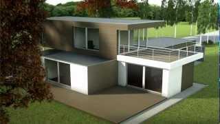 Installatiefilm: Twinson Terrace (Deceuninck)