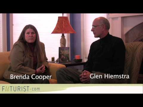 Brenda Cooper on her science fiction novels with Glen Hiemstra